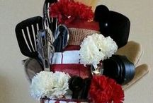 Gift Baskets / Ideas for making gift baskets