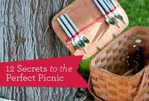 Picnics & Outside Dining