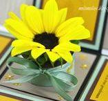 Stampin' Up! - Kreativ mit Blumen und Pflanzen / Sattes Grün und strahlende Blüten: Mit Blumen und Pflanzen bringt ihr Farbe in euer Leben! Verschenkt doch mal wieder eine schöne Orchidee oder einen Strauß frischer Blumen! Oder sucht ihr nach Deko-Ideen für Haus, Balkon und Garten? Beispiele, wie ihr die Gute-Laune-Botschafter mit Stampin' Up! in Szene setzen könnt, haben wir euch hier und auf www.stampin-party.de sowie www.stampin-party.at zusammengetragen.