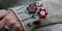 Knitting & crochet details