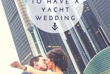 Wedding on yacht / Would you like to get married on a yacht? It is possible!! The dreams come true!