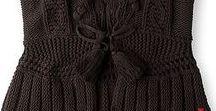vests / Knitting vests