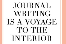 Journal journeys / by Carla Hess