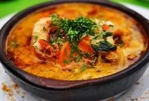 CHILEAN FOOD / by Bernie Hunter