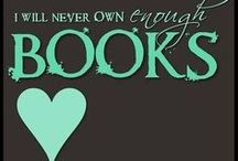 BOOKS BOOKS BOOKS & LIBRARIES / by Karen Spolin-Shivley