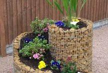 para las plantas y el jardin
