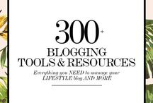 Blogging Resources / by Blog Society