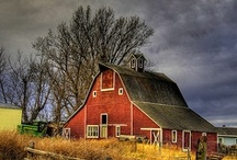 Barns / Beautiful Old Barnes & Barnscapes / by Dave Broeker