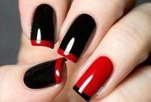 Nails  / Leuke ideeen voor de nagels