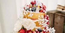 Wedding Cake Inspo | DIY / Wedding cake ideas, including some DIY for those handy bakers out there
