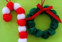 Christmas crafts / Craft ideas for December and Christmas