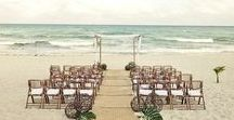 For The Beach Weddings / Beach wedding Inspo and ideas