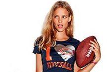 Women's Sportswear / Hot sportswear for every female fan. Can I have one of each?