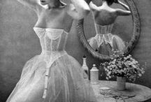 50s/60s womens fashion