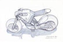 Scott Robertson sketch