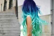 hår (hair)