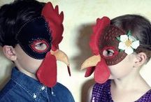 Carnaval, Costumes / Inspirerende kostuums