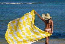 BEACH SHEET LOVE ✖️ / Introducing the Beach Sheet: your new favorite beach accessory. Your spot in the sun is reserved.