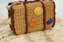 Haken, crochet DIY! / Als je denkt dat haken iets voor gevorderde bejaardenclubjes is, heb je 't mis.