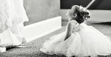 FLOWERGIRLS / All flowergirl ideas! From dresses to photos. Making that day so cute <3