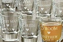 Bridal Party Gift Ideas ♥