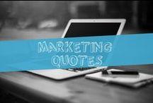 Marketing quotes / http://prowca.wordpress.com