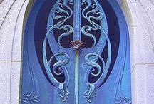 Art Nouveau splendour / I am totally enamoured by Art Nouveau. Seems it was created not by humans but by elves... *)