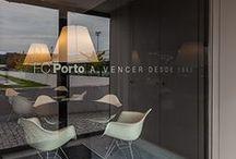FCPorto Olival - Projecto da INAIN® interiordesign Porto / Projecto de arquitectura e design de interiores do hotel do Centro de Estágio no Olival da equipa profissional do FCPorto.