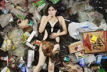 Zonder afval / Zero waste, upcycling
