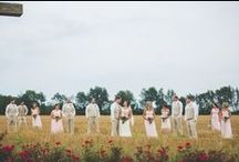 Bridal Parties   The Homestead 1835 / A bride and groom's special attendants make the day memorable. www.homesteadevents.com #thehomestead1835 #weddinginspiration #weddings