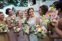 Summer Weddings   The Homestead 1835 / Inspiration for summer weddings, from florals to dresses, decor and design, and everything in between at The Homestead 1835!