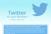 Twitter Tips / Learn to use Twitter for business, networking, marketing, sales, and more.