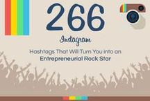 Instagram tips and Ideas / Learn to use Instagram for networking, marketing, and sales. Also learn to growing followers.