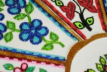 Beadwork / Beautiful, traditional beadwork