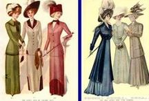 vintage / the beauty of olden time