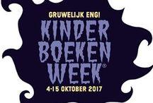 Griezelen: Gruwelijk eng! / Kinderboekenweek 2017, 4 t/m 15 oktober