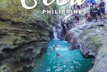 The Philippines Travel Destination Guide / A guide to all the sights, attractions and what to do for tourists and travelers in The Philippines and Palawan. Find the most beautiful beaches in the Philippines, the best local food, insider tips and guides to Manila, Boracay, Bohu, Cebul and even islands such as Camiguin, Batanes, Kalanggaman. Here's to life in paradise in the Philippines! Get the local's guide to the Philippines' Manila, food and recipes and Philippines travel.