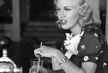 Ginger Rogers, my kind