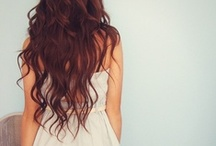 cheveux / by Lorline Meylan