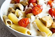 Healthy Pasta Recipes / So many deliciously satisfying pasta recipes ... that just happen to be healthy, too!  / by Two Healthy Kitchens