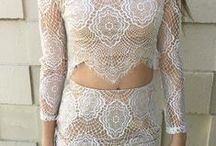 Detailed in Lace & Mesh