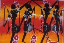Tingatinga Art - African Art / Tingatinga Art is a unique style of painting. Commonly known as airport art.You will not see this type of African art anywhere else in the world. Although some artists are travelling and starting to take their art further a field.Tingatinga African art is primarily produced and sold in Tanzania.