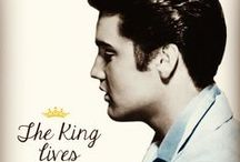 The King / by Laura Pellicer