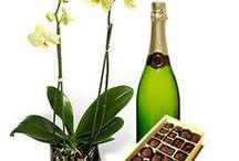 Fiori e regali / Proposte eleganti per doni d'effetto in ogni occasione.