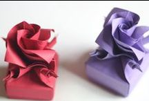 Origami and Paper creations