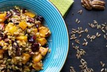 Freekeh Recipes / by Two Healthy Kitchens
