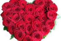 San Valentino  / La festa degli innamorati e dei fiori, per eccellenza