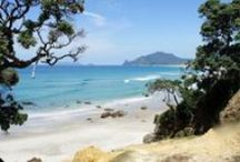 Whangarei, New Zealand / This is the city I live in.  If your travelling around New Zealand, head north to Whangarei.  Love it here!