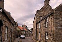 Aberdeen in Scotland.