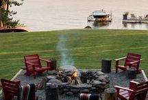 Outdoor Livin' <3 / Patio, Porch & General Outdoor Decor